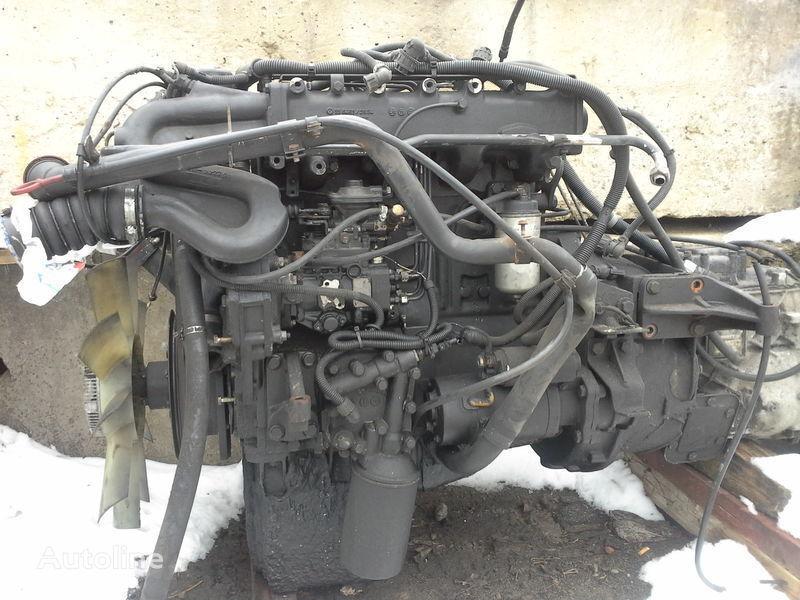 mootor MAN Motor MAN 4.6l 163 k.s 114kv prostoy turbo-dizel 440 tis. tüübi jaoks veoauto MAN