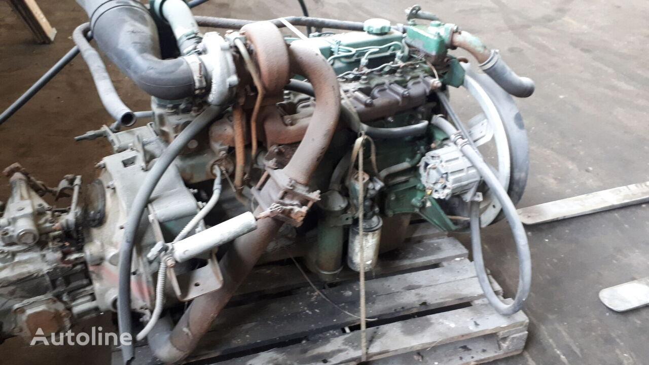 mootor VOLVO D7C -275 D7E - 275/ D7A- 285. D6A tüübi jaoks veoauto varuosadena