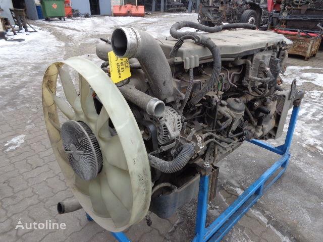 mootor from fully working truck !!! FT tüübi jaoks veduki MAN TGX