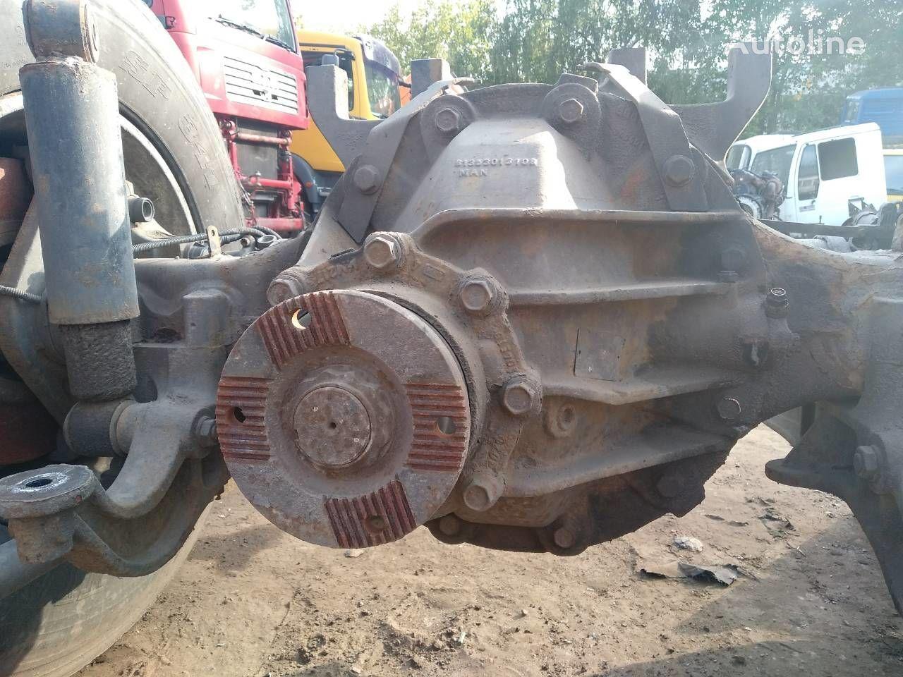 reduktor MAN zadnego mosta tüübi jaoks veoauto MAN TGA
