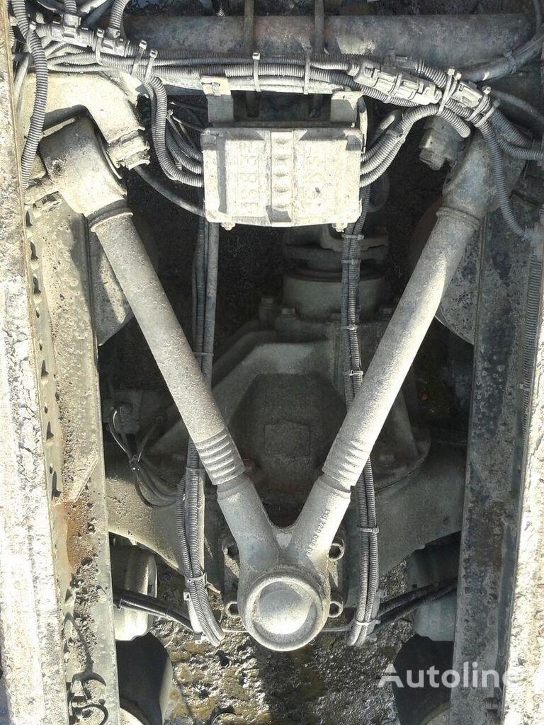 reduktor MAN zadnego mosta MAN TGA TGX TGS 20HY-1350-01 tüübi jaoks veoauto MAN TGA