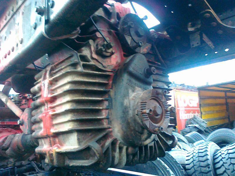 reduktor MERCEDES-BENZ tüübi jaoks veoauto MERCEDES-BENZ  Actros GV 2400
