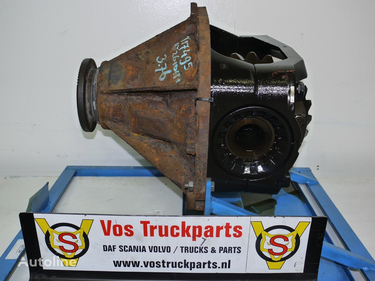 reduktor VOLVO RT-2610-HV 3.76 (2e) tüübi jaoks veoauto