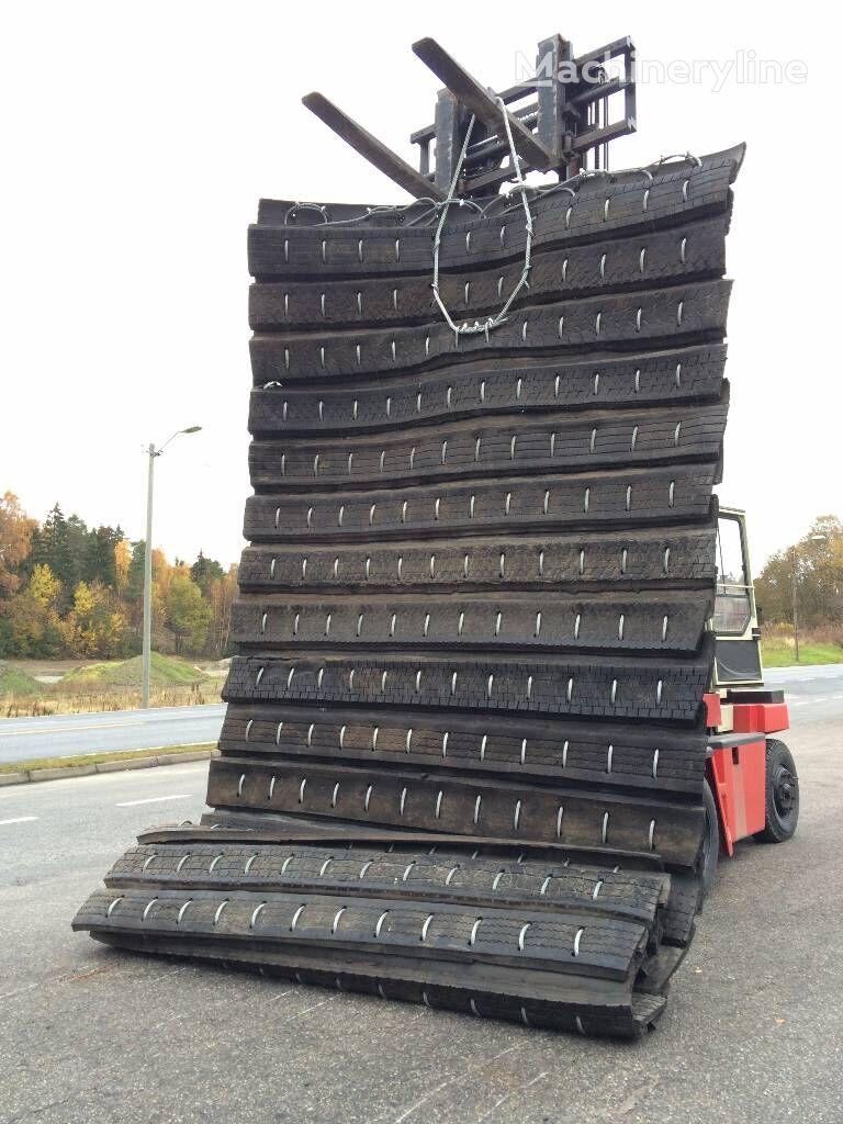 uus roomik Finnsuoja Räjäytyssuojamattoja tüübi jaoks buldooseri