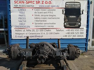 sild tüübi jaoks veduki SCANIA R780 2,92