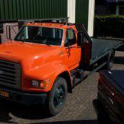 autotreiler veoauto FORD F800