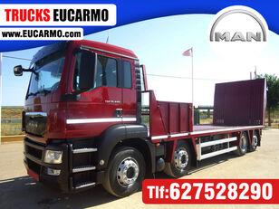 autotreiler veoauto MAN  TGS 35 440