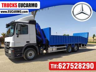 autotreiler veoauto MERCEDES-BENZ ACTROS 25 32