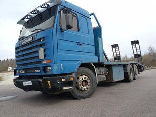 autotreiler veoauto SCANIA 113