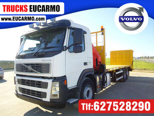 autotreiler veoauto VOLVO FM12 380