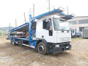 autotreiler veoauto IVECO 150E27 BISARCA 5 POSTI