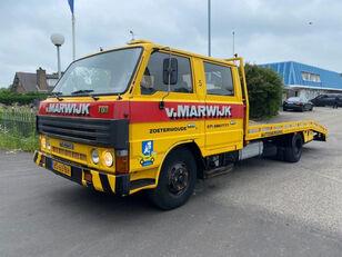 autotreiler veoauto MAZDA T3500 HOLLAND TRUCK MANUAL FULL STEEL SPRING