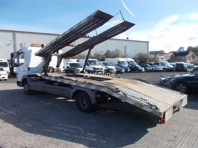 autotreiler veoauto MERCEDES-BENZ ATEGO 816