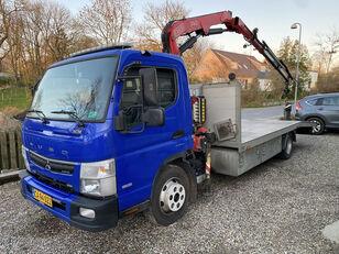 autotreiler veoauto Mitsubishi Fuso Canter