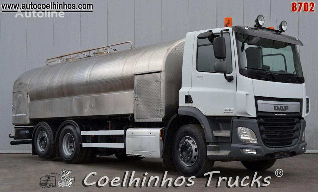 autotsistern veoauto DAF CF 400