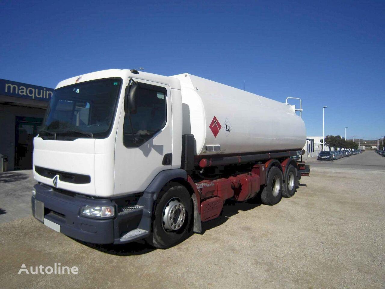 autotsistern veoauto RENAULT 340.26+Ros Roca 3 depósitos