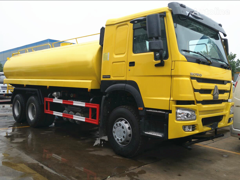 uus autotsistern veoauto SINOTRUK