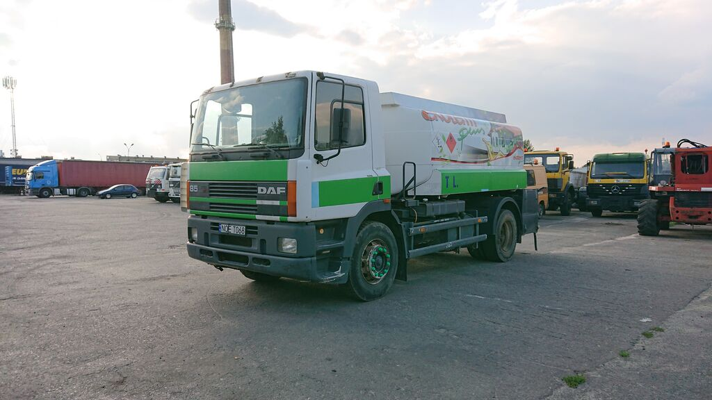 bensiiniveok DAF 85