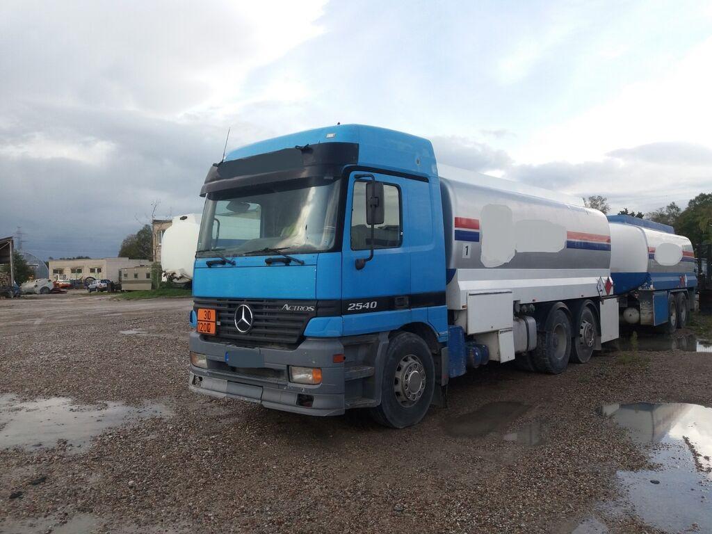 bensiiniveok MERCEDES-BENZ 2540