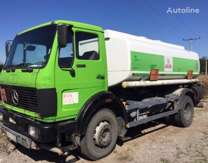 bensiiniveok MERCEDES-BENZ SK 1622 4x2 full steel 14000 L diesel tanker