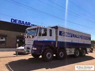 furgoonveok GINAF M 4446-S 8x8 assistentie voertuig