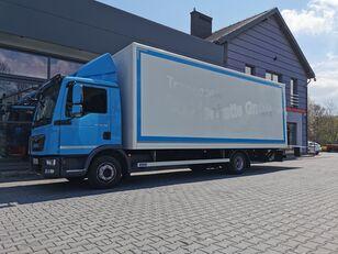 furgoonveok PALFINGER winda MBB C 1500L + zabudowa / kontener