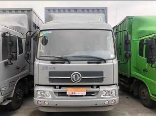 furgoonveok DONGFENG Cargo truck