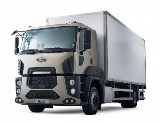 uus furgoonveok FORD Trucks 1833DC