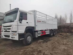 furgoonveok HOWO Cargo truck