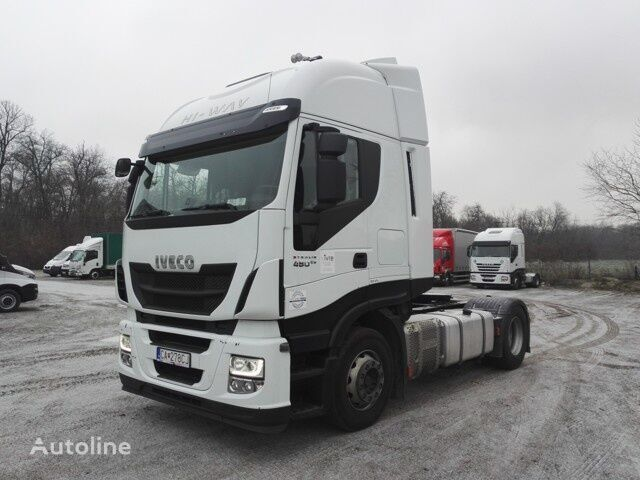 furgoonveok IVECO AS440 T/P