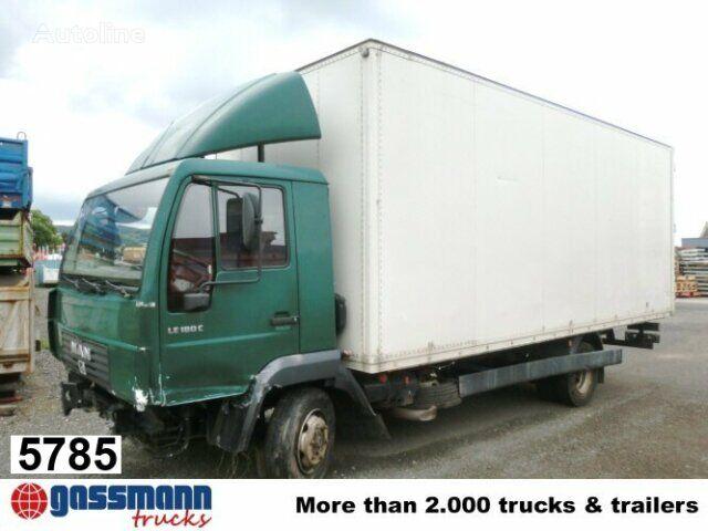 furgoonveok MAN L33 8.180 C 4x2 L33 8.180 C 4x2, Unfallfahrzeug mit Frontalschad