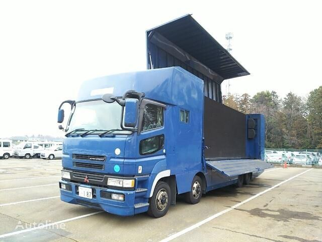 furgoonveok Mitsubishi Fuso WINGBODY TRUCK WITH DIGITAL DISPLAY
