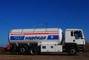 uus gaasiveok veoauto EVERLAST АЦГ-24