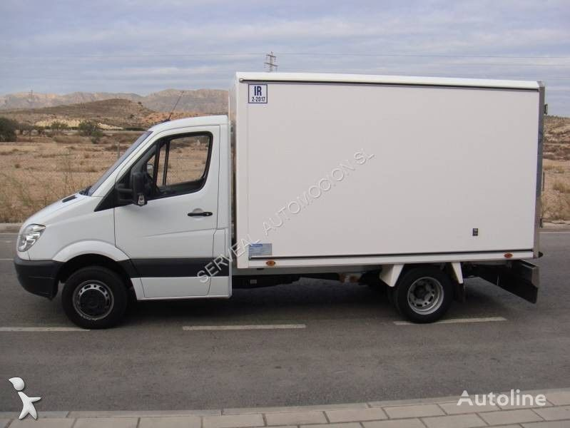 isotermiline veoauto MERCEDES-BENZ ISOTERMO ¡¡ 82.000KMS !!