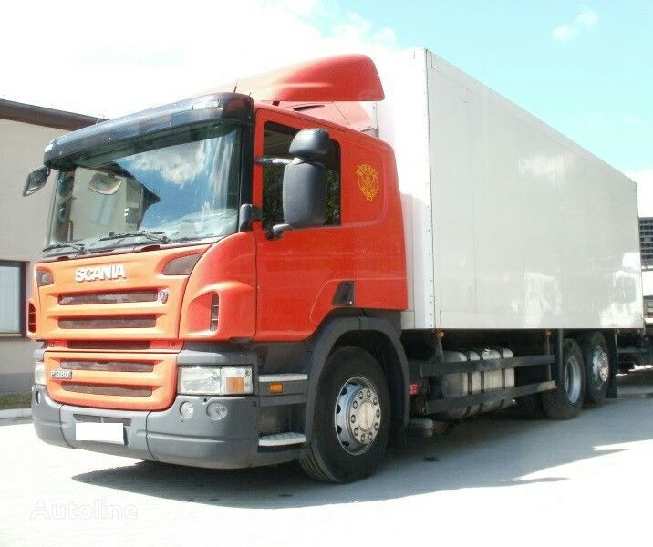 isotermiline veoauto SCANIA P380