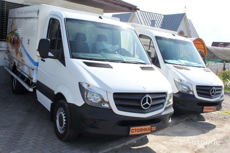 jäätise kättetoimetaja veoauto MERCEDES-BENZ Sprinter