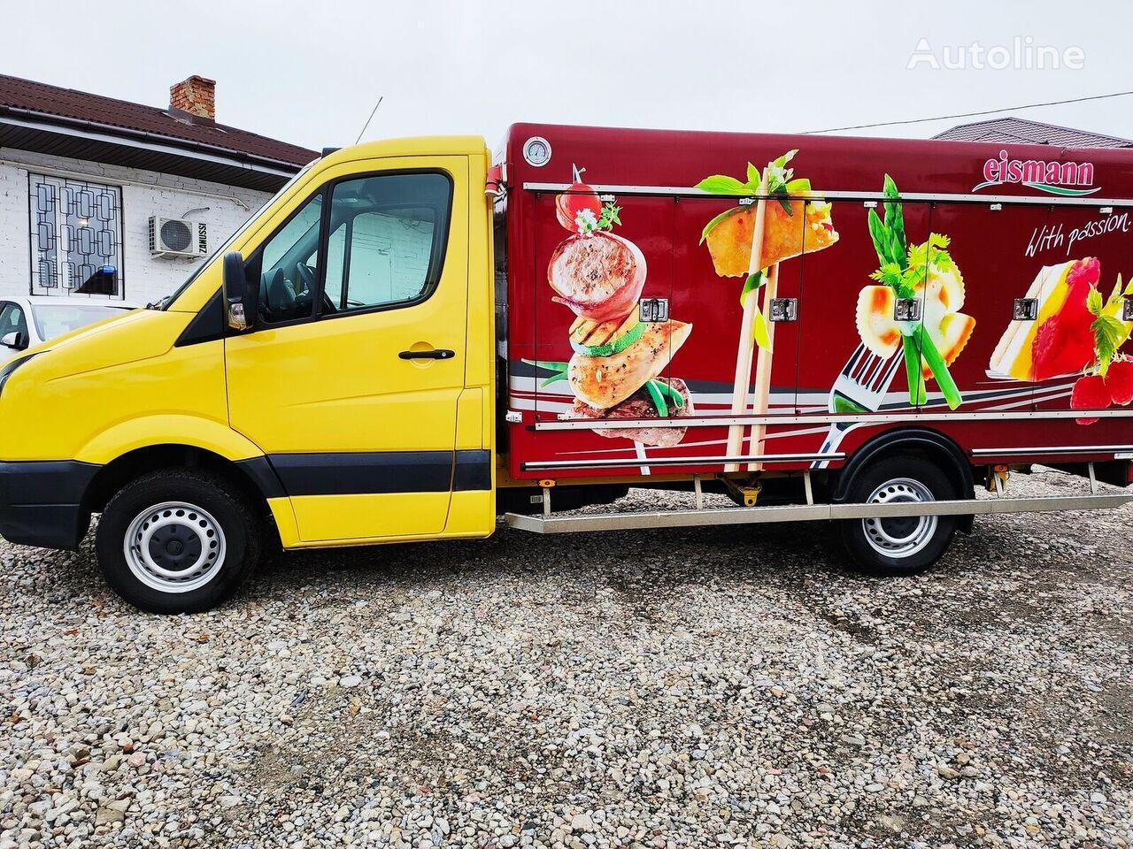 jäätiseauto VOLKSWAGEN Crafter