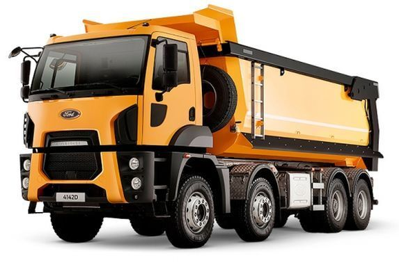 uus kallur veoauto FORD Trucks 4142D