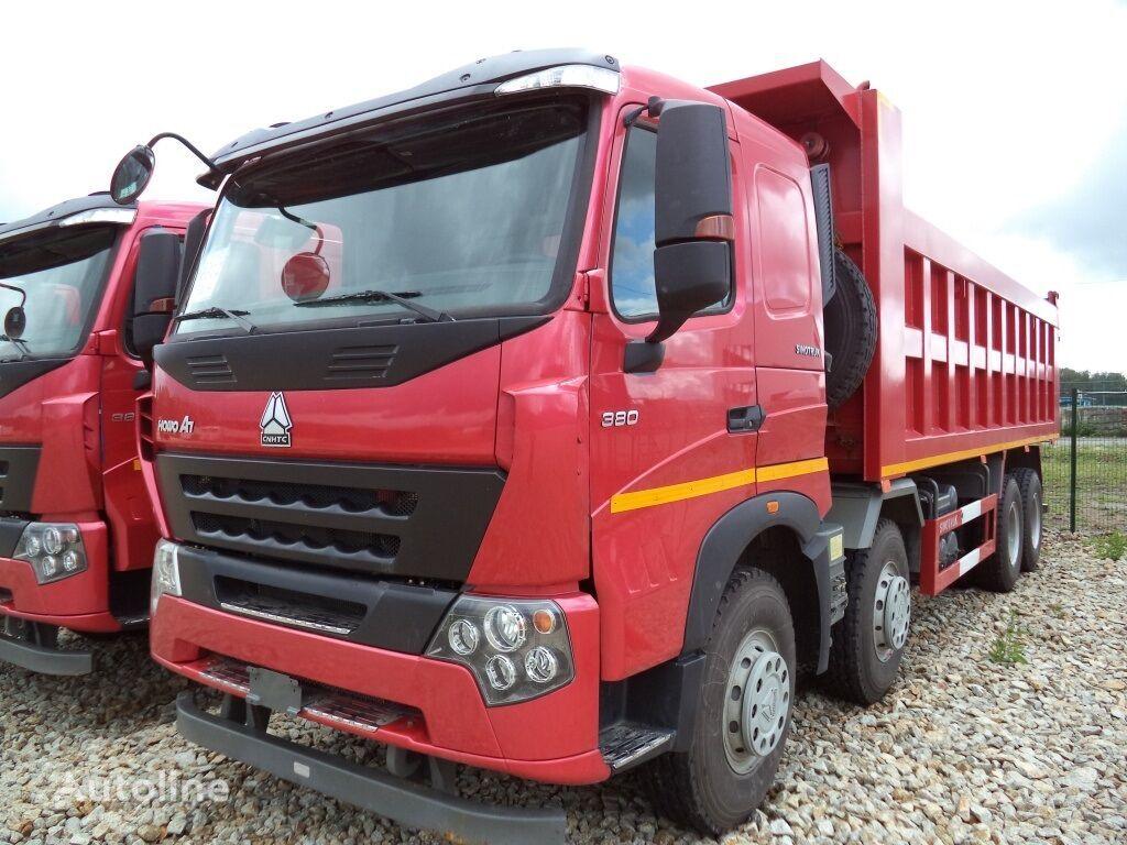 uus kallur veoauto HOWO A7