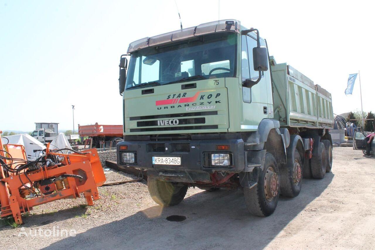 kallur veoauto IVECO Eurotrakker 410 EM 80