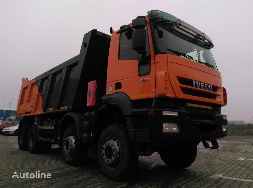 kallur veoauto IVECO IVECO TRAKKER AD410T45W
