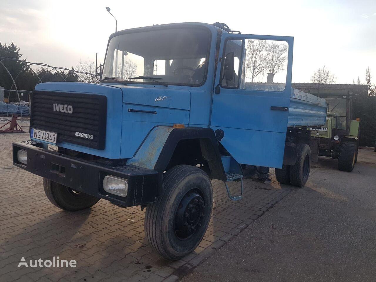 kallur veoauto IVECO Magirus 160D-15