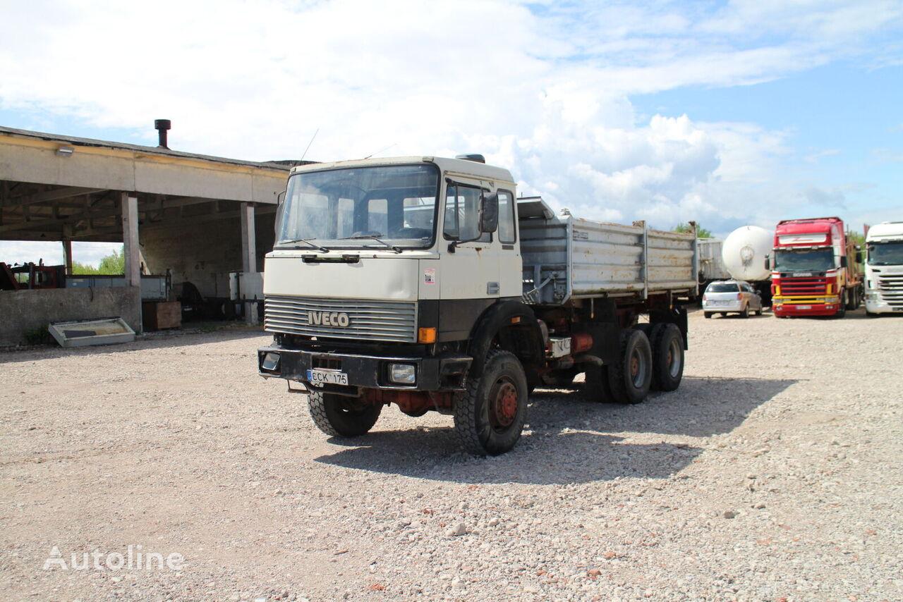 kallur veoauto IVECO Magirus 260 - 25, 6x6