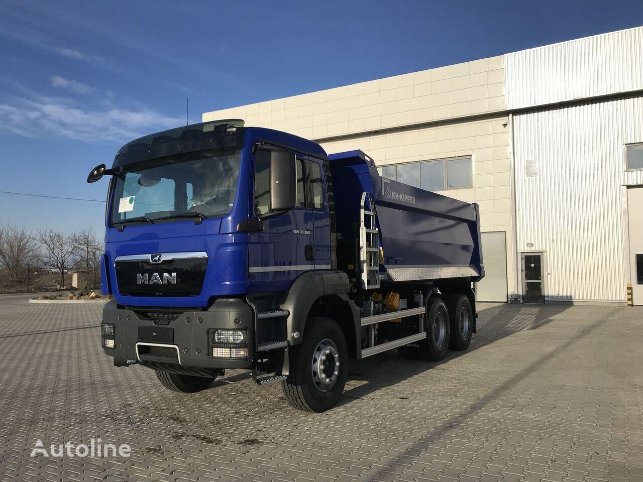 uus kallur veoauto MAN TGS 33.360