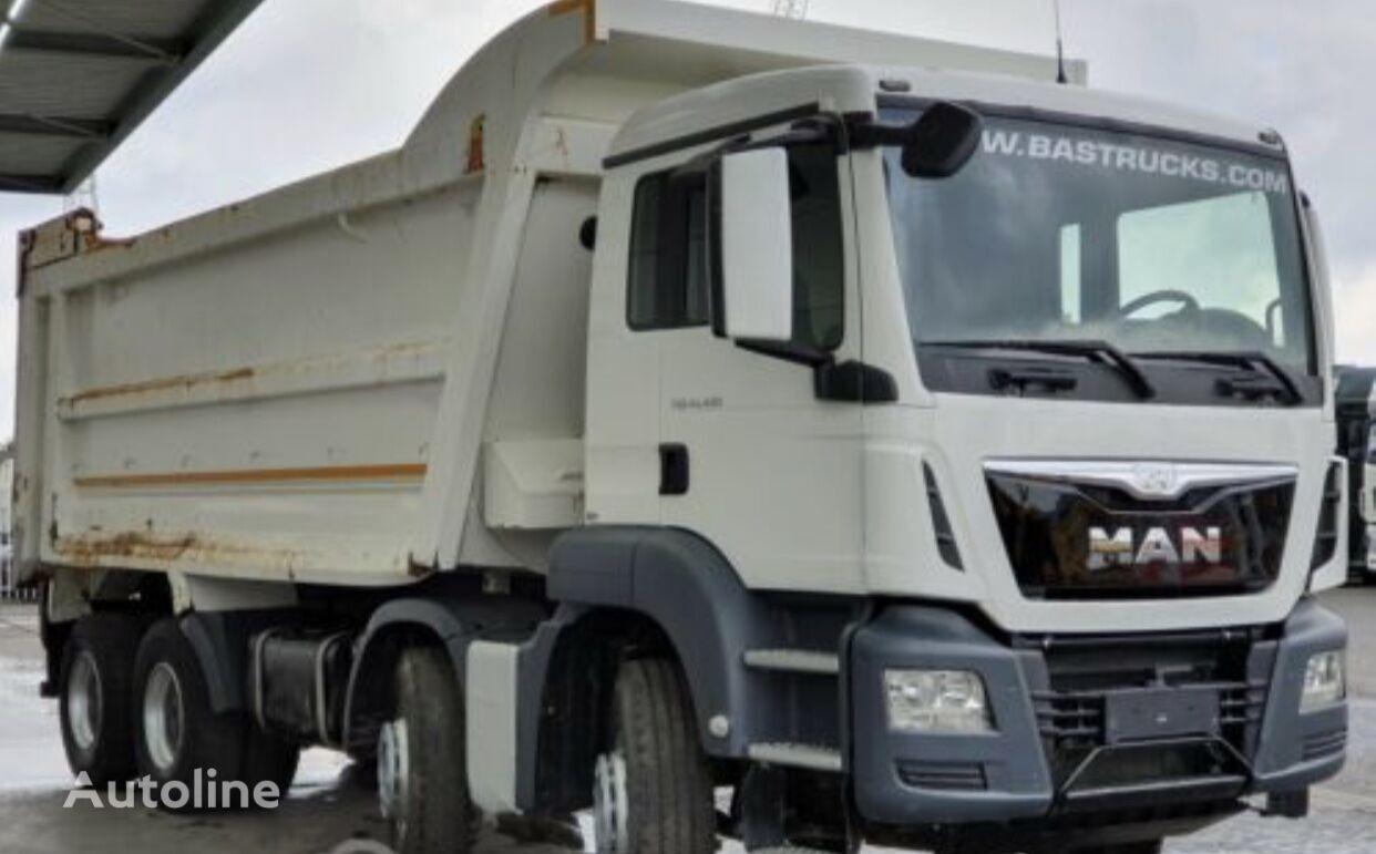 kallur veoauto MAN TGS 41.400