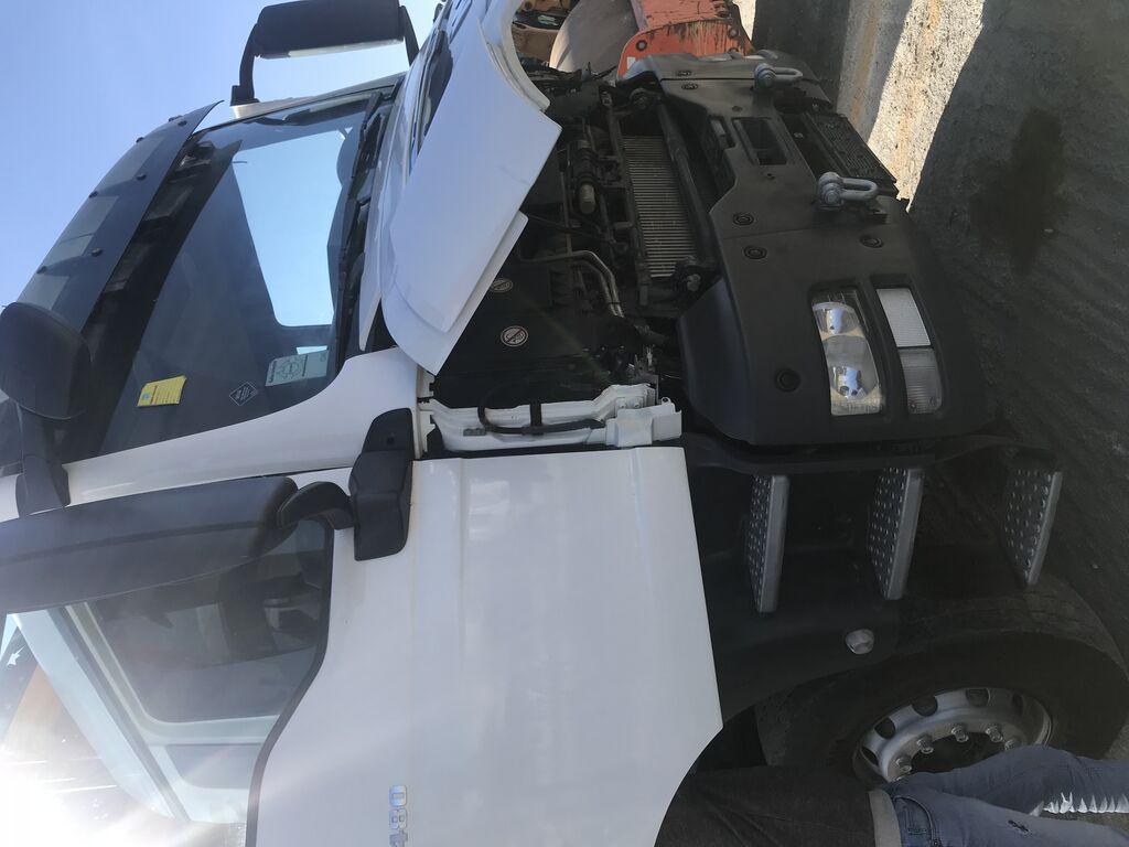 kallur veoauto MAN TGS 41.480 SROChNO!