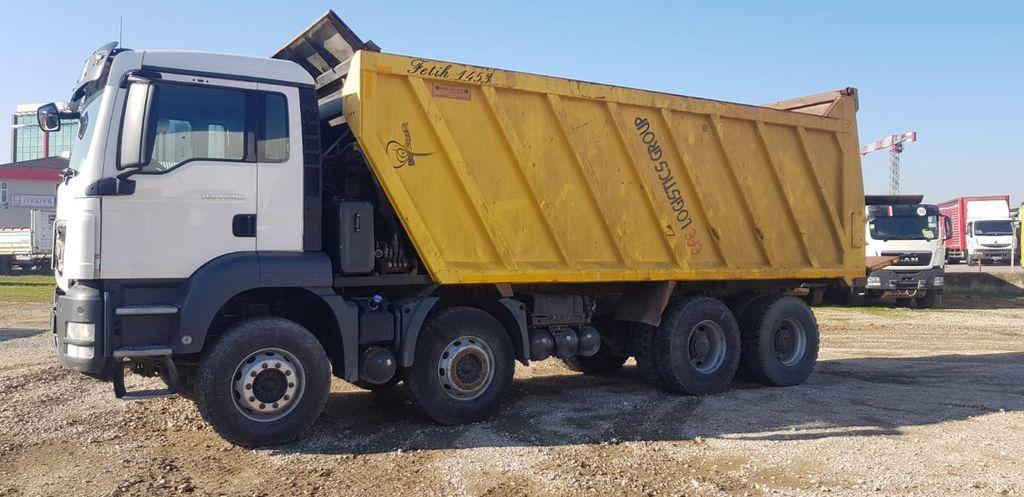 kallur veoauto MAN TGX 41.400 c vytalkivayushchim kuzovom (vozmozhen lizing)