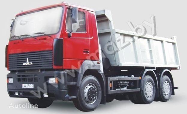 uus kallur veoauto MAZ 6501A5