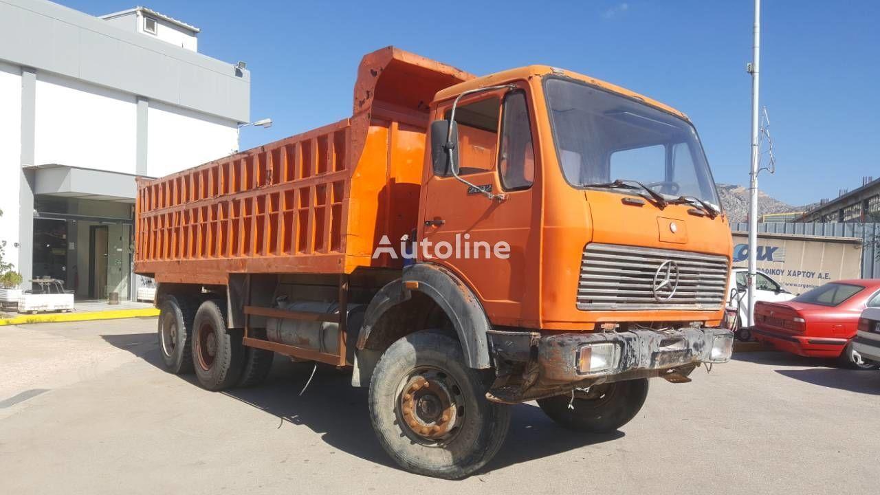 kallur veoauto MERCEDES-BENZ 2632
