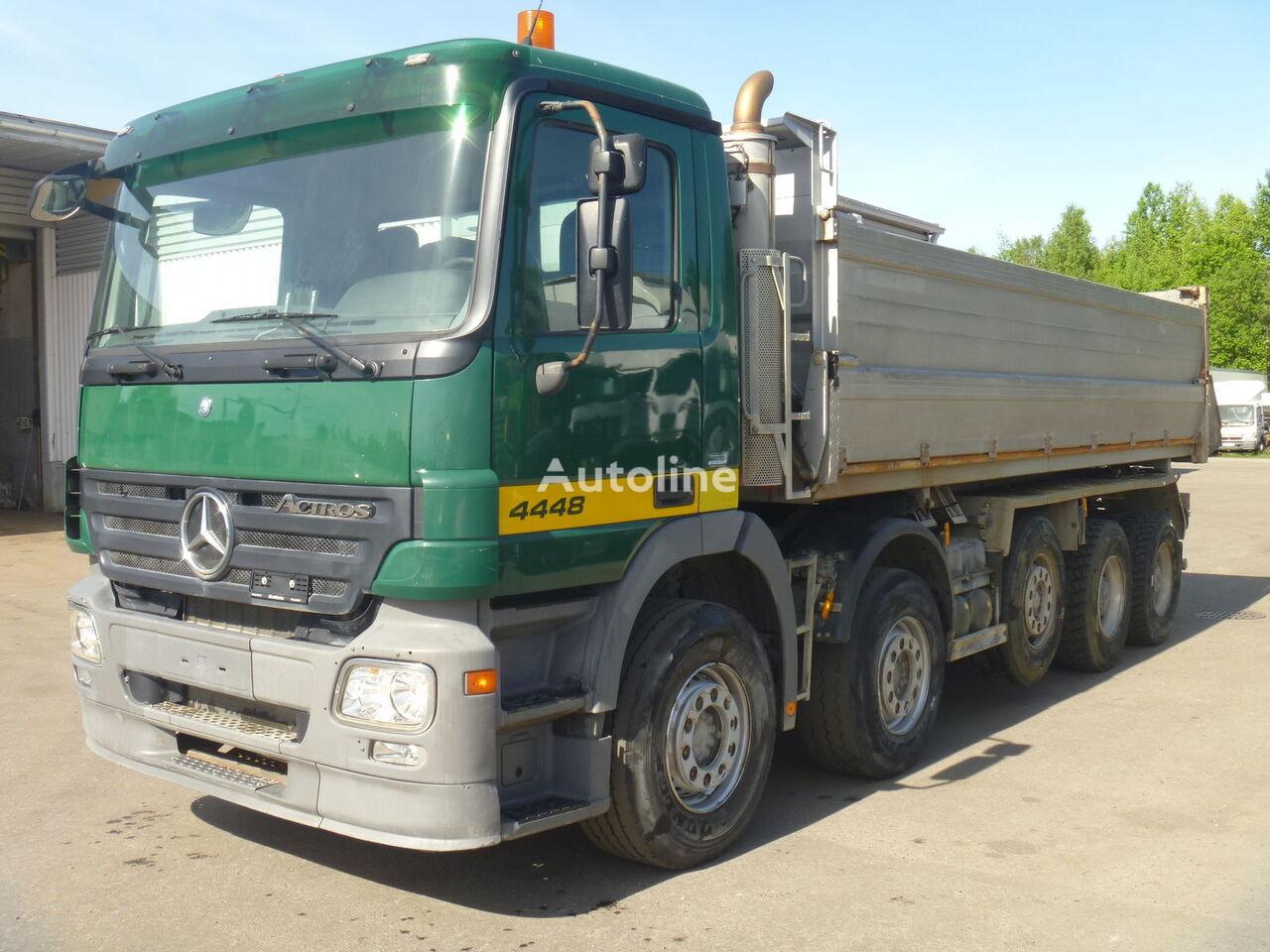 kallur veoauto MERCEDES-BENZ Actros 4448